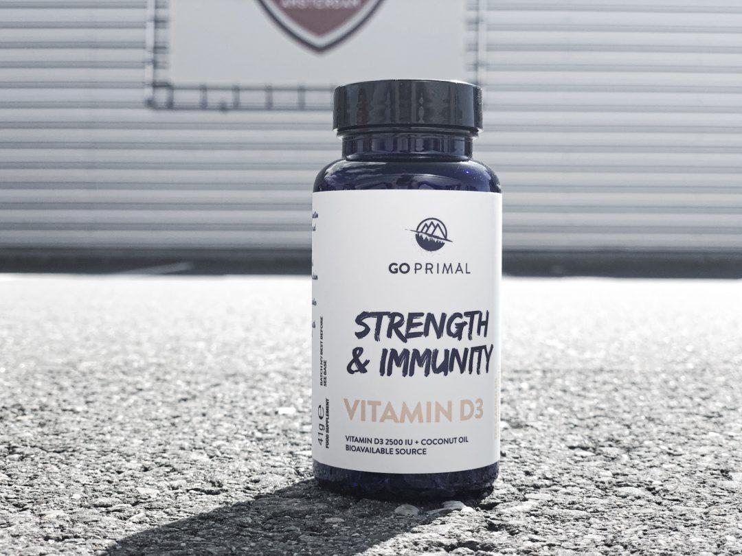 Vitamine D3 zonlicht